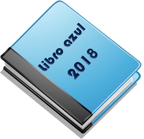 Libro Azul 2018